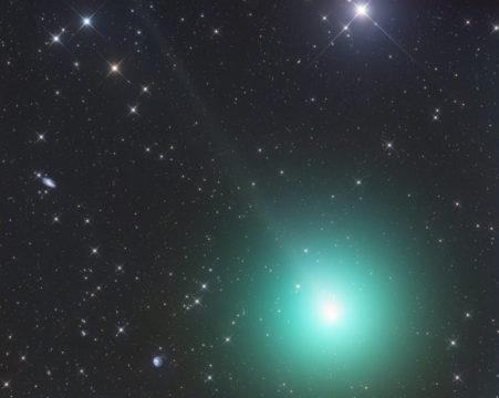 Kometa 46P/Wirtanen danas prolazi pored nas 1
