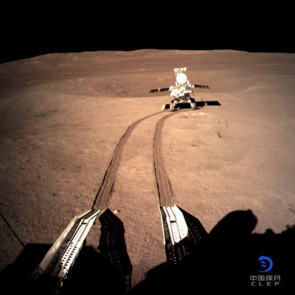 Rover Jutu 2 krenuo u istraživanje Meseca 6