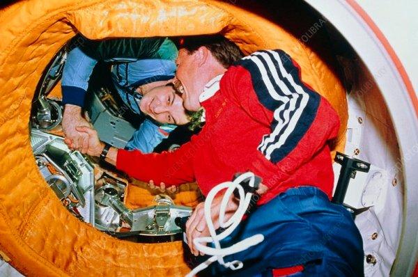 Razvoj svemirskih programa u vreme Hladnog rata 4