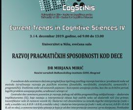 """Seminar """"Razvoj pragmatičkih sposobnosti kod dece"""" u Nišu 3"""