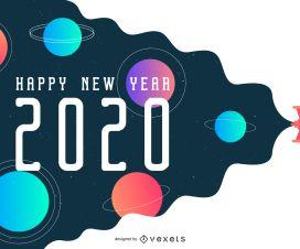 Srećna nova 2020. godina 8
