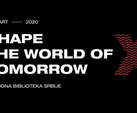 """TEDxBelgrade 2020 """"Shape the world of tomorrow"""" 4"""