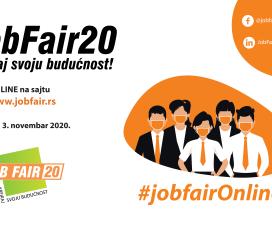 """Sajam poslova i praksi """"JobFair ─ Kreiraj svoju budućnost!"""" 5"""