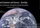 """Predavanje """"Treći kamen od Sunca – Zemlja"""" 4"""