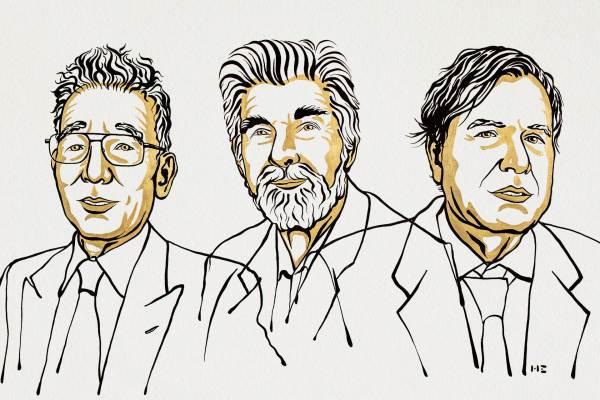 Nobelova nagrada za fiziku (2021) 1
