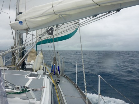 Photos – Gulf Stream Crossing to Shroud Cay – SV EXIT