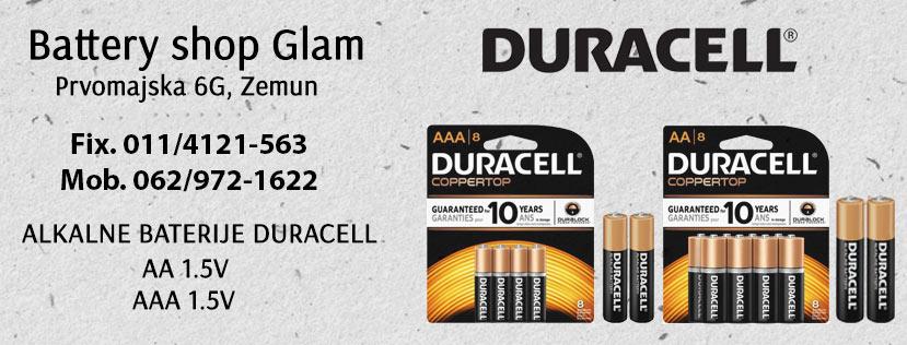 AA i AAA Alkalne i punjive baterije cena