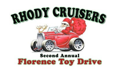 Rhody Cruisers Florence Toy Drive