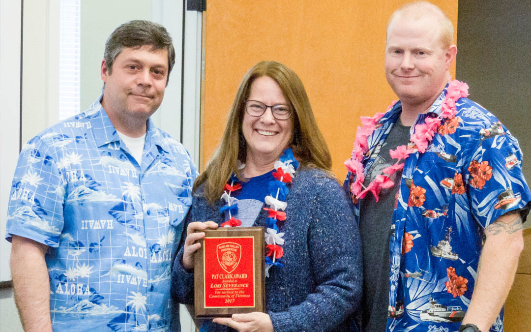 Siuslaw Valley Annual Awards Banquet