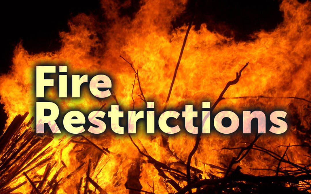 Spring outdoor burning to resume on May 16th, 2019