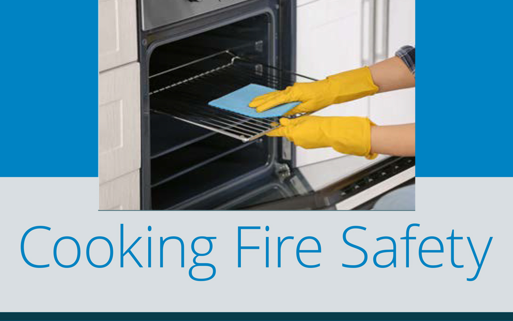 Cooking is the leading cause of home fires and home fire injuries.