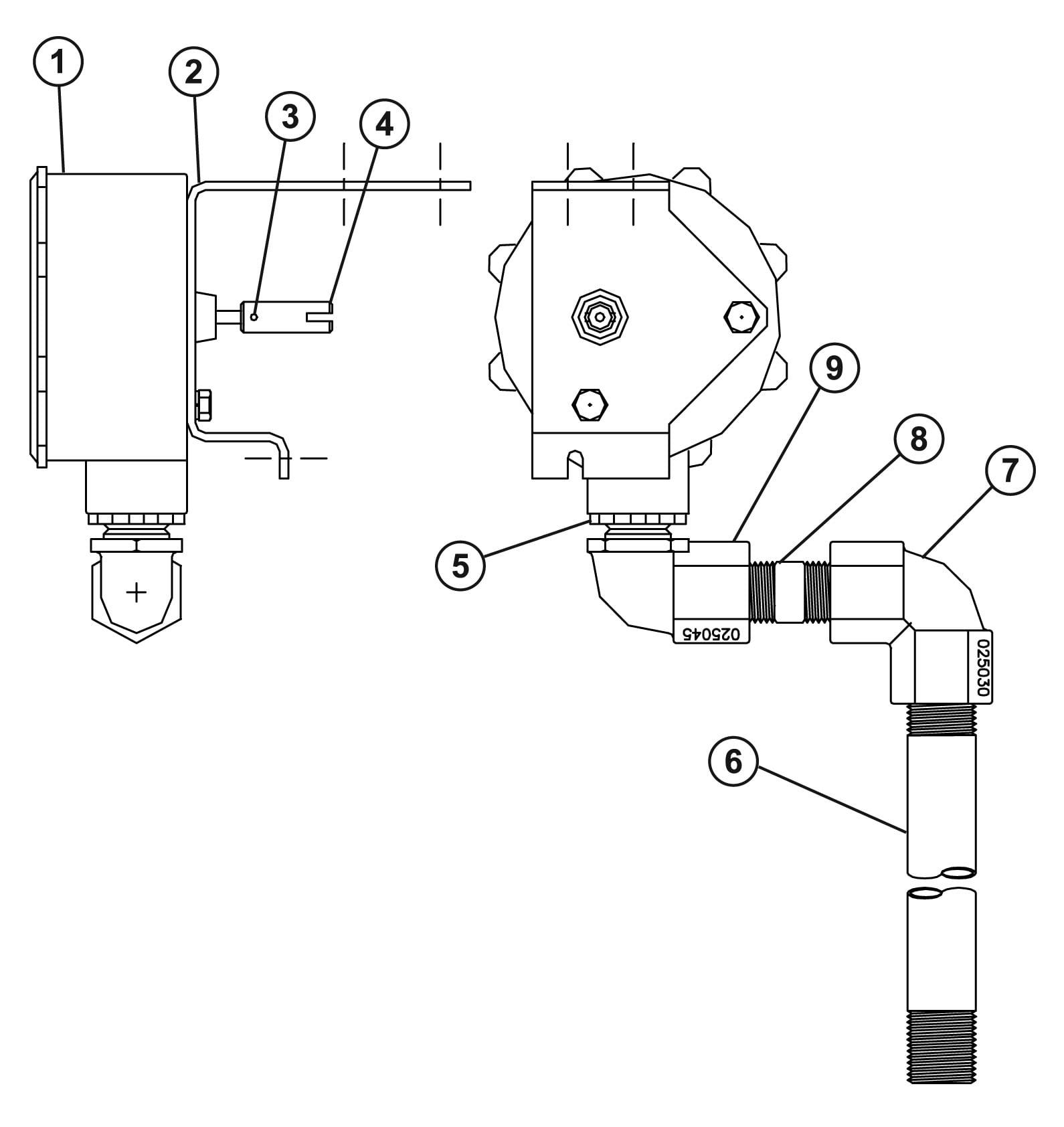 R Pulser And Junction Box Assemblies