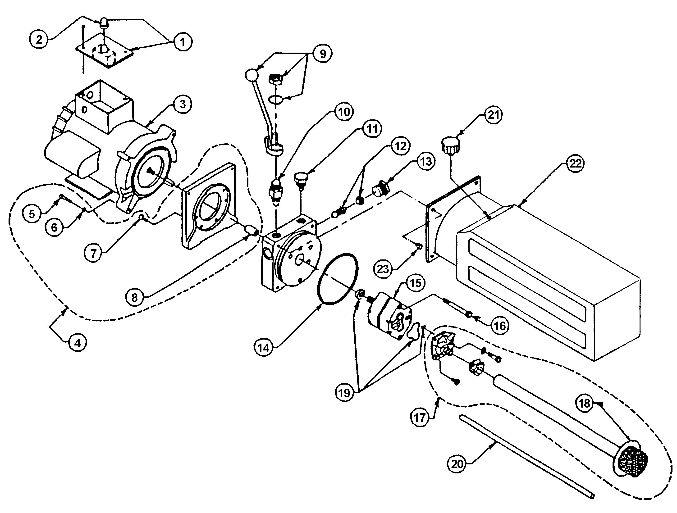 Parts For Wheeltronic Quad Rack Power Pack