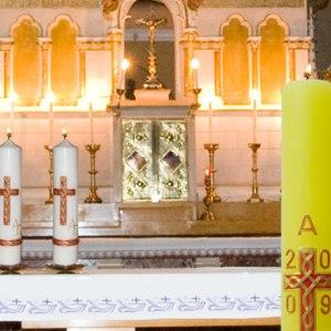 Reljefne oltarne svijeće