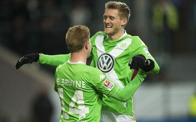 Wolfsburg napadački odličan
