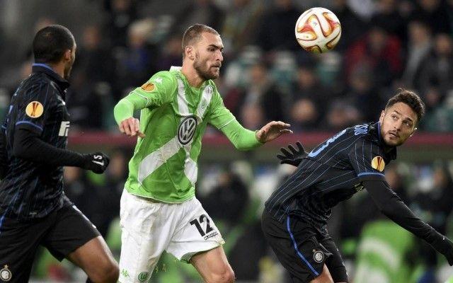 Inter dočekuje Wolfsburg