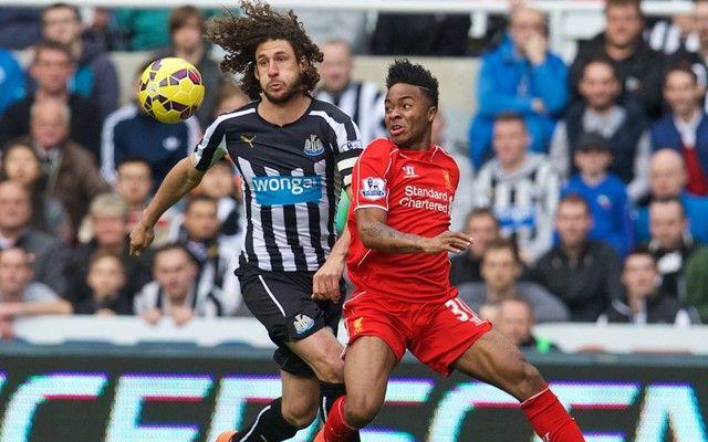 Liverpool-Newcastle