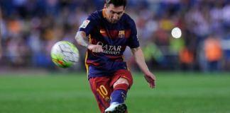 'proslavio' gol Messija