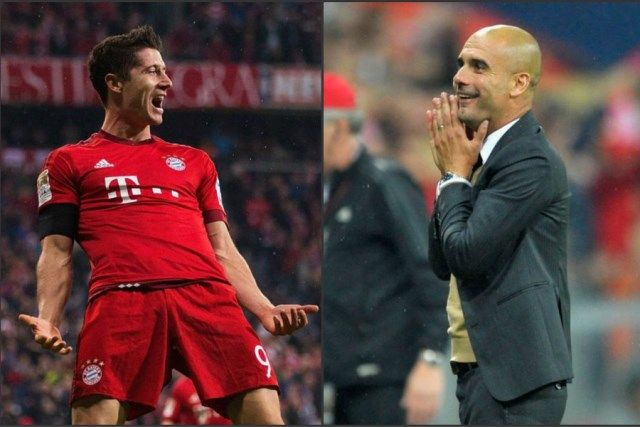 Lewandowski-Guardiola