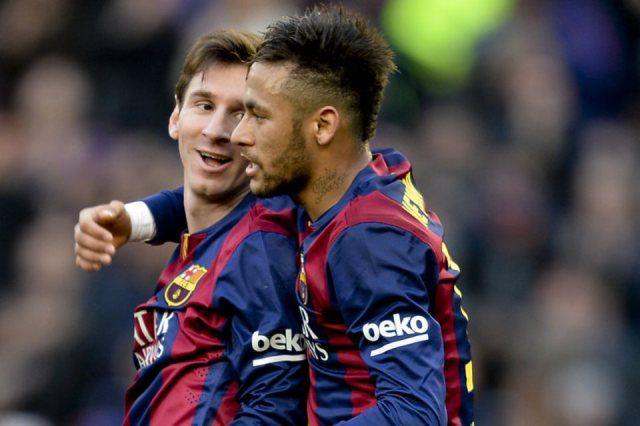 Neymar poslao poruku Lionelu Messiju