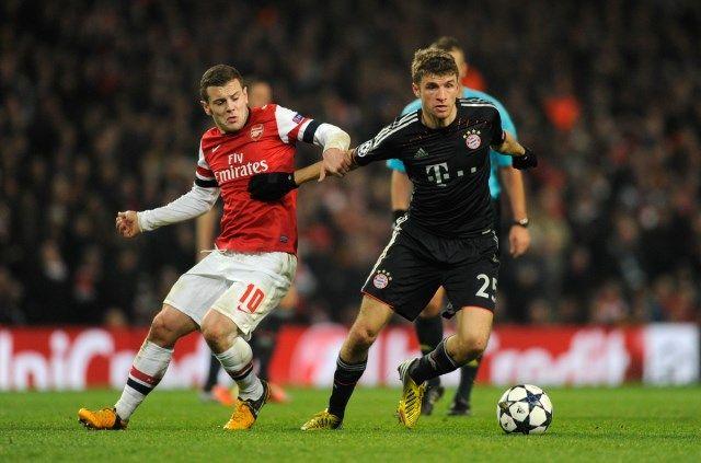 Arsenal - Bayern Munchen