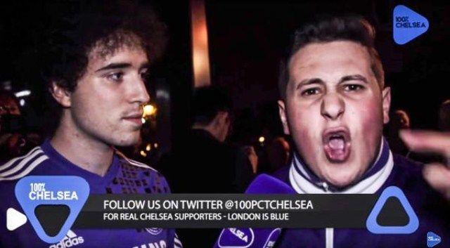 Navijač Chelseaja