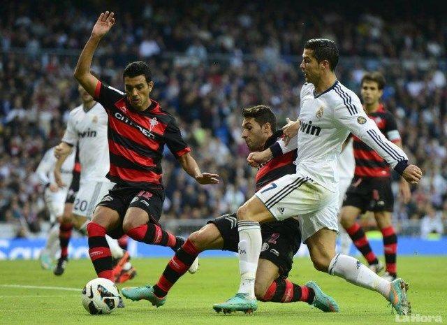 Celta Vigo - Real Madrid, Ronaldo