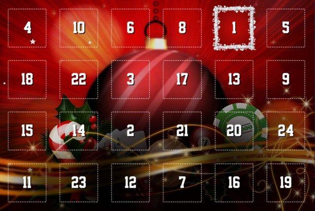 Adventski kalendar prvi dan