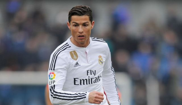Gospodin Cristiano Ronaldo