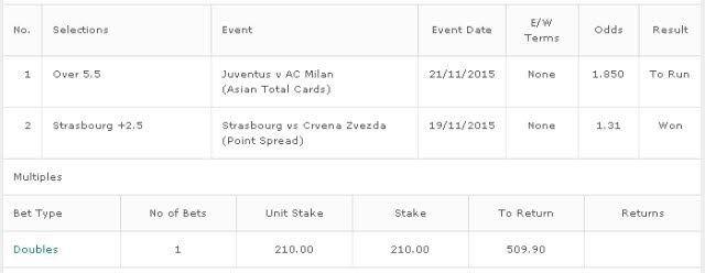 Juventus - Milan privitak 2