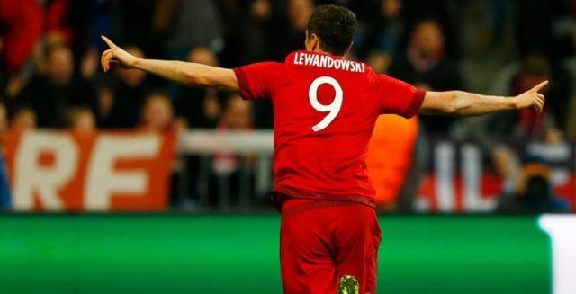 Lewandowski nastavlja da rešeta