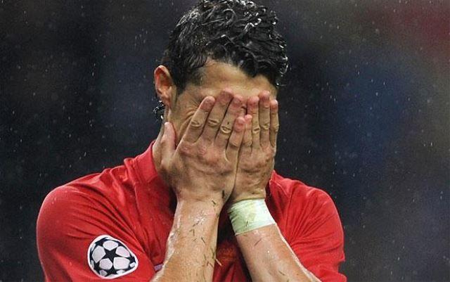 Ronaldo šta misliš tko si ti!