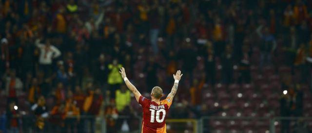 Sneijder putuje