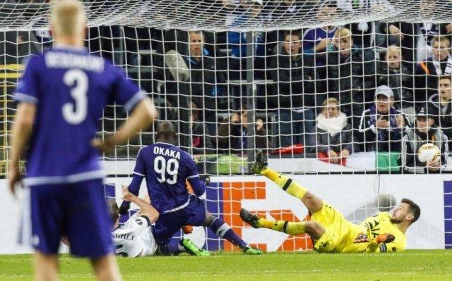 Tottenham - Anderlecht