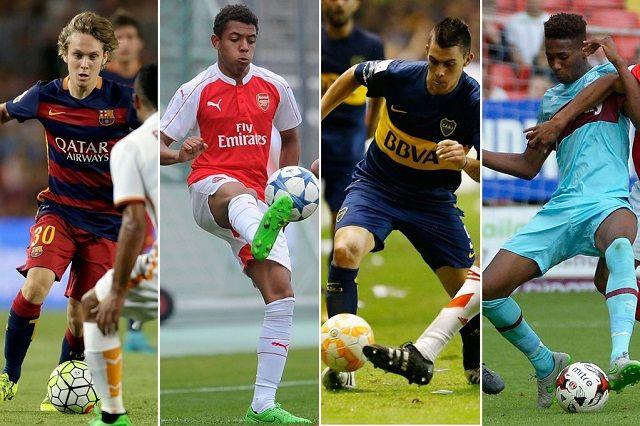 Deset najboljih talenata na Football Manageru