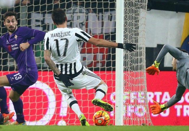 Juventus mandzukic kladionica