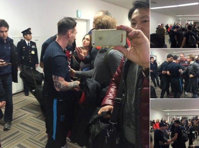 Messi se sukobljavao sa navijačima