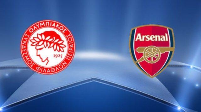 Olympiakos - Arsenal