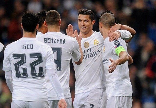 Ronaldo postigao četiri gola