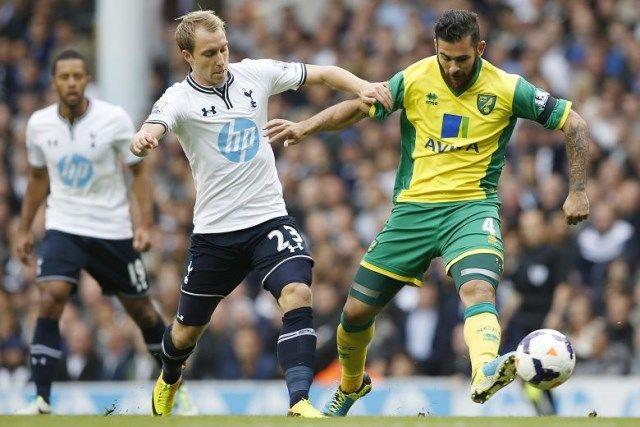 Tottenham - Norwich