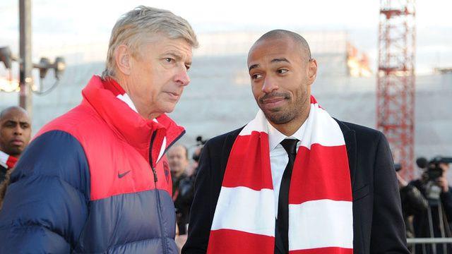Wenger savjetovao Henryja