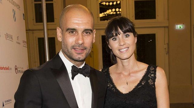 šta je gospođa Guardiola dobila od Manchester Cityja