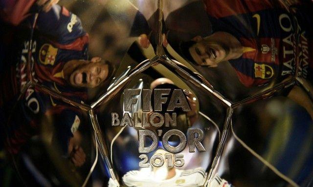 FIFA Ballon D'Or 2015 (1)