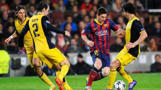 Barcelona - Atletico Madrid