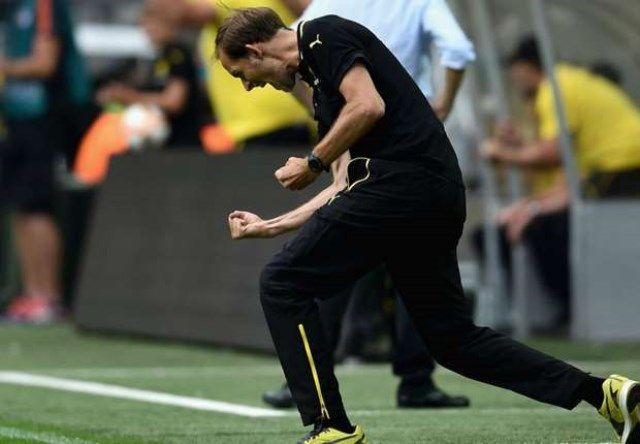 Borussia Monchengladbach - Borussia Dortmund