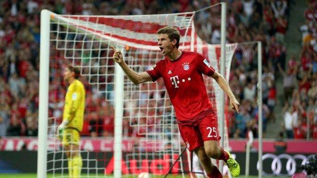 HSV - Bayern Munchen