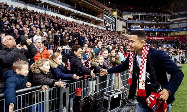 Memphis Depay se vratio u PSV
