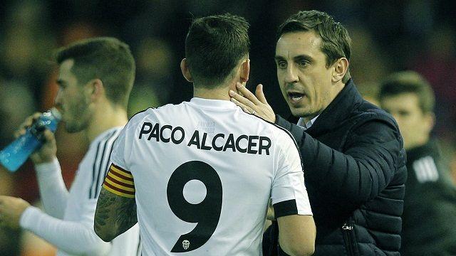 Neville pravi velike promjene u Valenciji