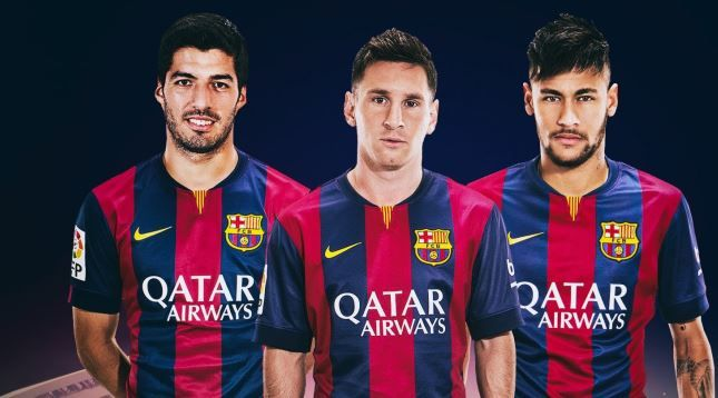 Procurili dresovi Barcelone (2)