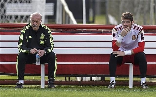 del bosque casillas